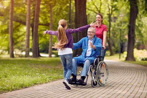 Houston elder law and nursing home care
