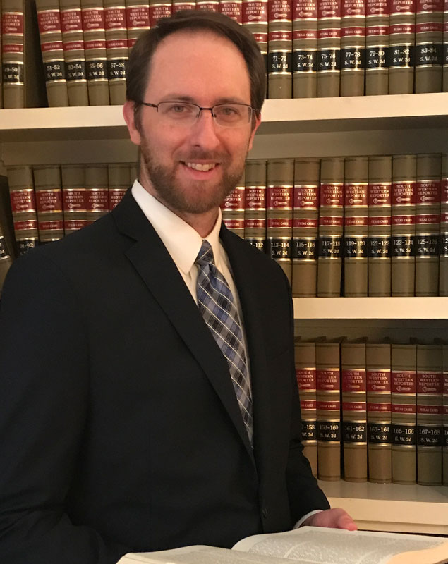 Houston Elder Law Attorney Kevin Horner
