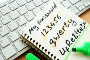 Your estate plan should include a way to access your passwords