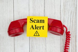 Robocallers target seniors with phone scams