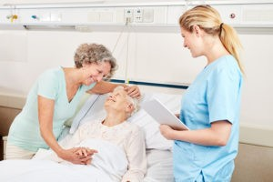 Medical Power of Attorney agent discussed health care decisions with family member